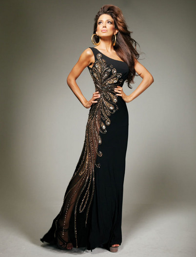 Украшение мировых подиумов - роскошные вышитые платья Haute couture лучшее