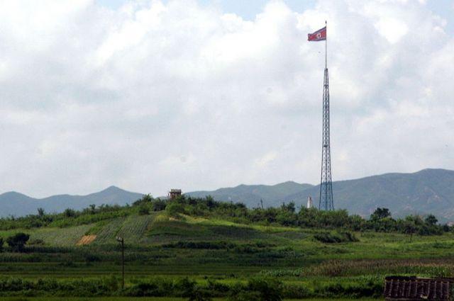 Южная Корея заявила об очередном пуске ракеты КНДР