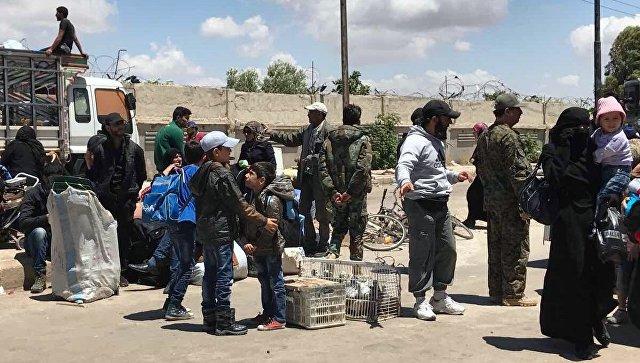 Новости Сирии. Сегодня 14 мая 2018