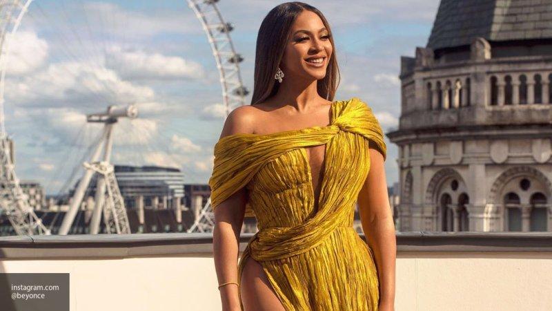 """""""Королева"""": пользователи оценили платье Бейонсе с откровенным разрезом на бедре"""