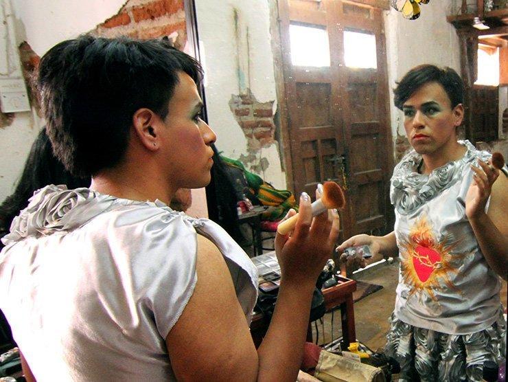 Мексика: муше gender, в мире, интересно, люди, познавательно, третий пол, факты