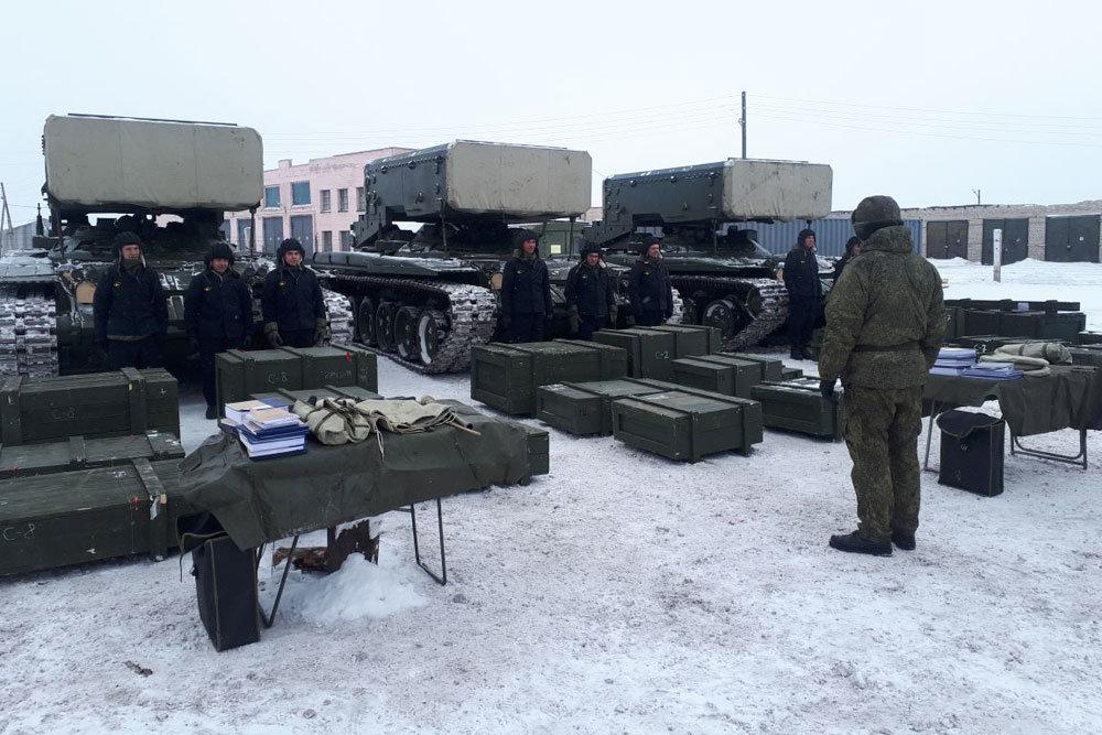 Войска ЦВО получили комплект…