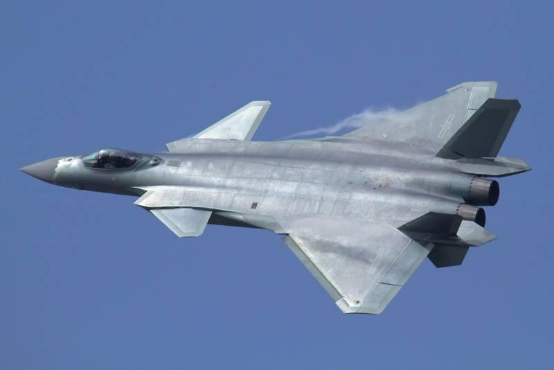Ответ Китаю и России: на подходе новое японское поколение истребителей ввс
