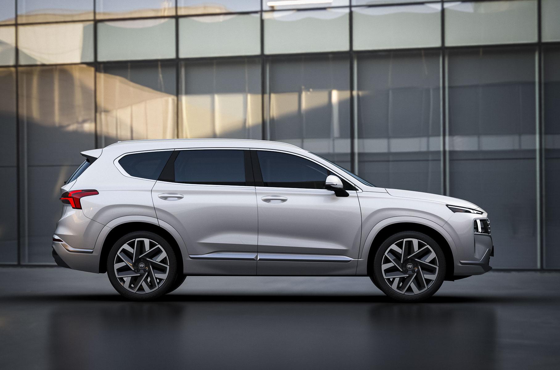Новый Hyundai Santa Fe появится раньше, чем ожидалось Новости