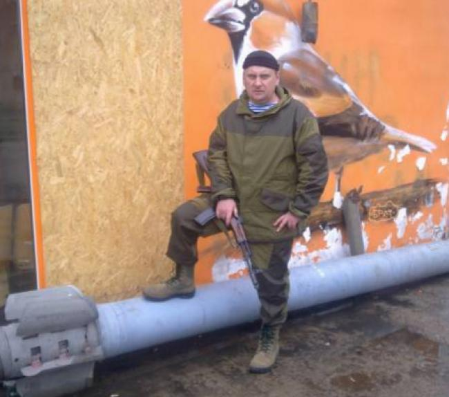 В ЛНР поймали командира укра…