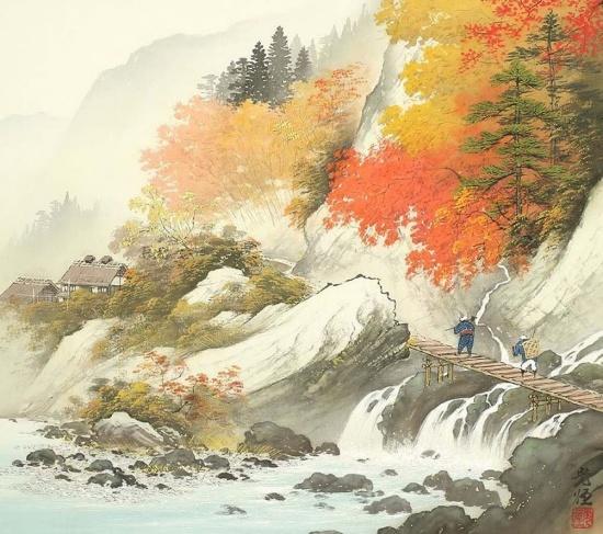 художник Коукеи Кодзима (Koukei Kojima) картины – 32