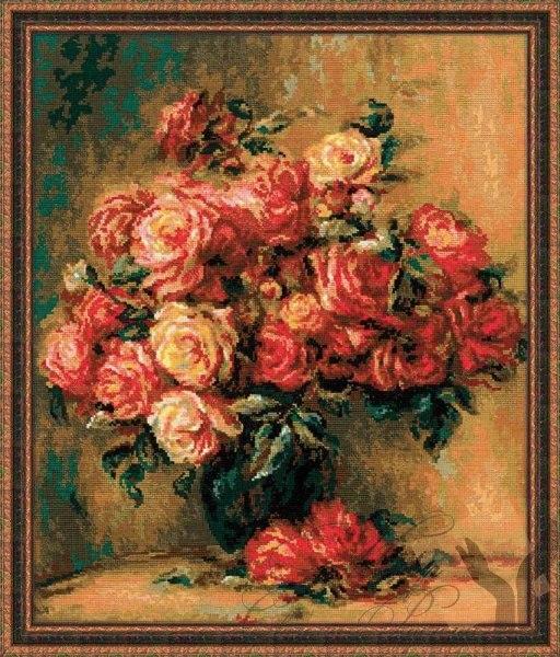 Царство розы...