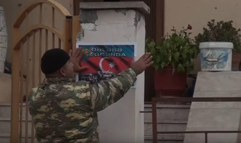 Перемирие длиной в час. Война в Карабахе приобретает совершенно другой характер геополитика