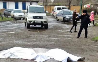 Мужчина расстрелял толпу людей во время Масленицы в Дагестане