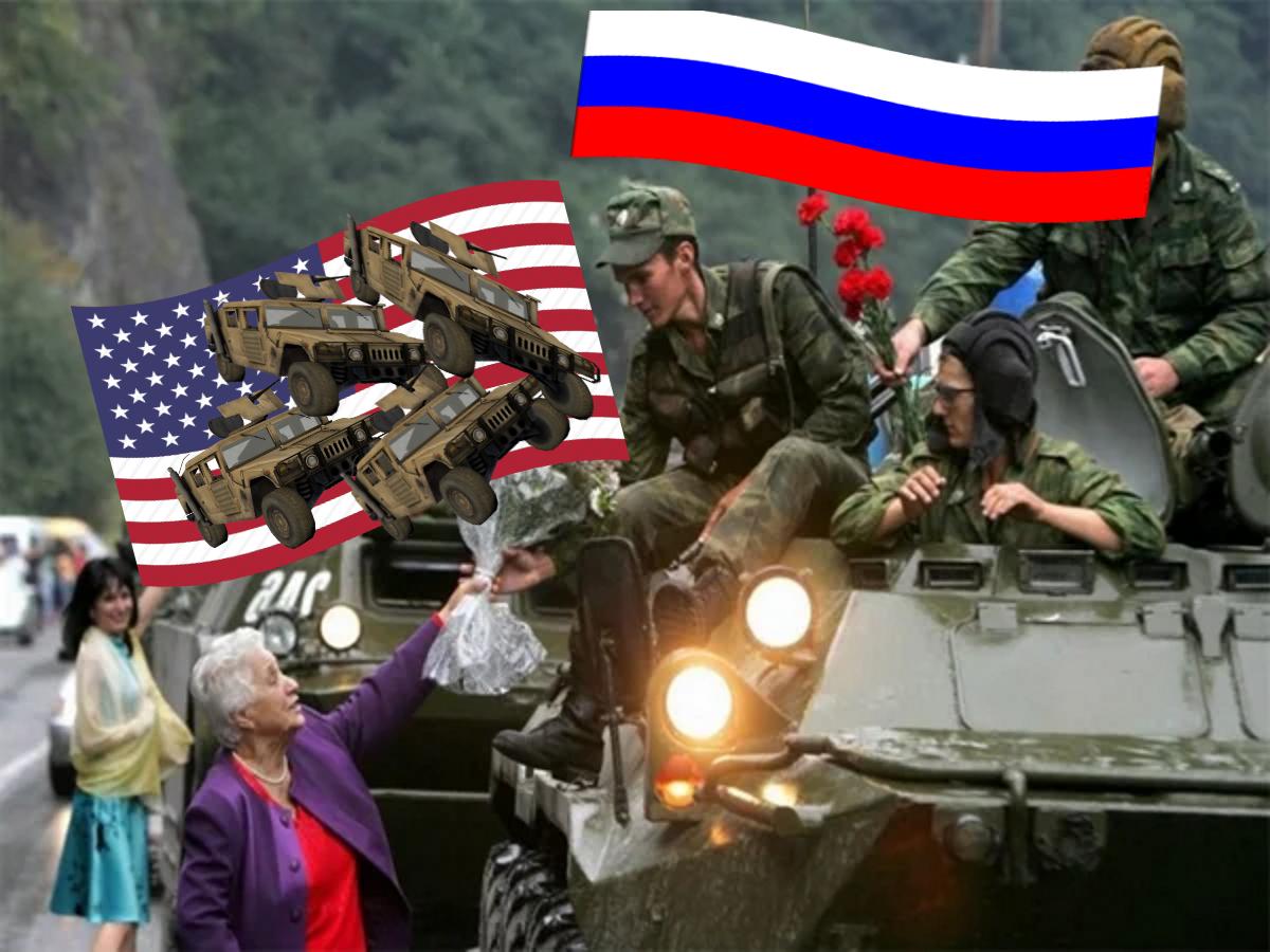На требования США к России вернуть военные трофеи, полученные в 2008 г. в Грузии, РФ ответила отказом