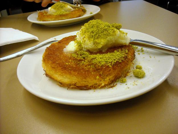 Самые вкусные блюда турецкой кухни