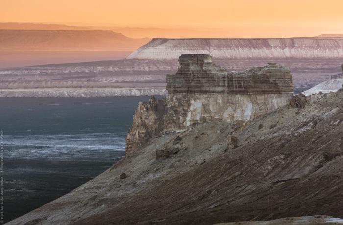 Место, где миром правит ветер. / Фото: Юля Назаренко.
