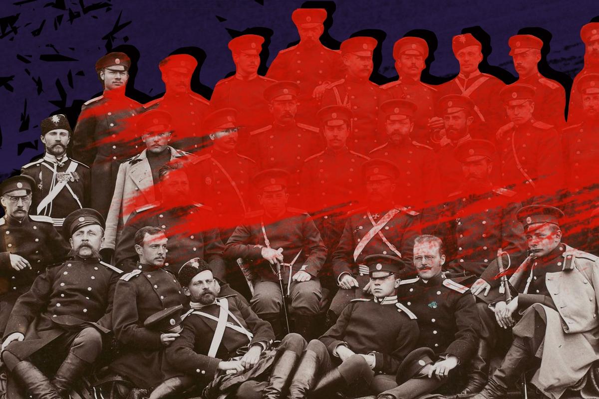 Товарищи золотопогонники: почему царские офицеры уходили к большевикам.