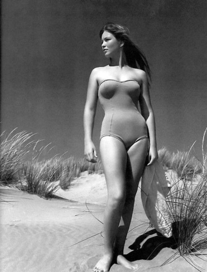 Молода и прекрасна. Лучшие из фотографий молодой Марины Влади.