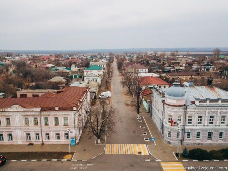 Пролетая над Павловском, или Назад в СССР