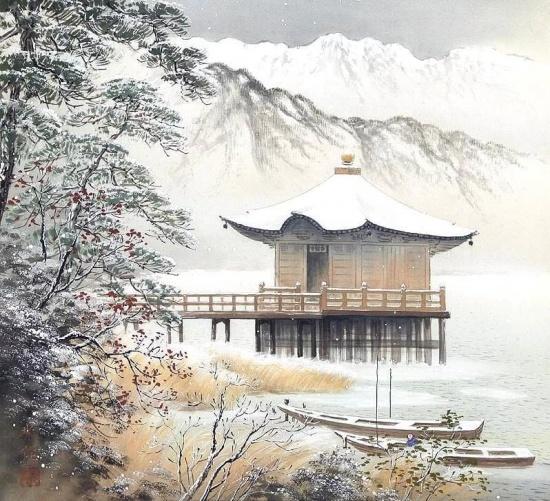 художник Коукеи Кодзима (Koukei Kojima) картины – 35