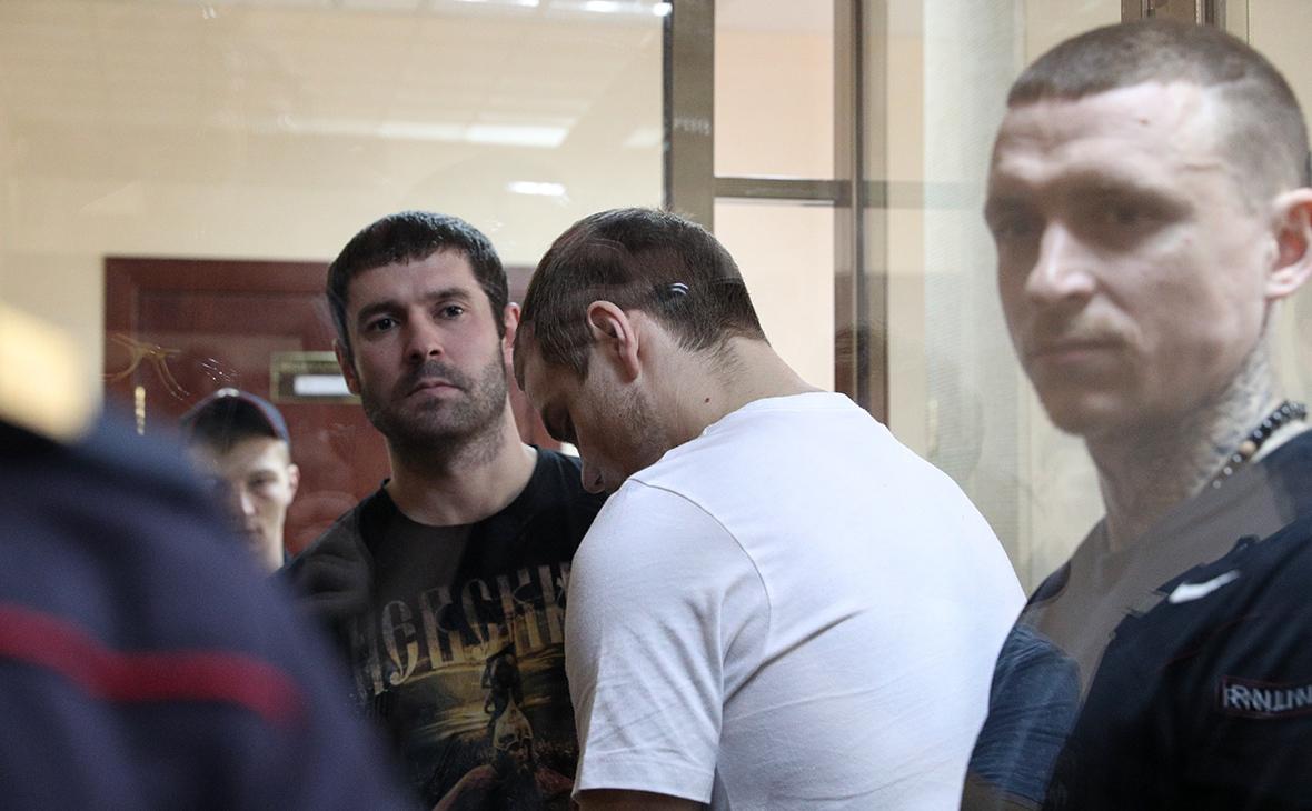 Кокорин и Мамаев получили реальные сроки по делу о драках Кокорин и Мамаев,общество,приговор,россияне,уголовное дело