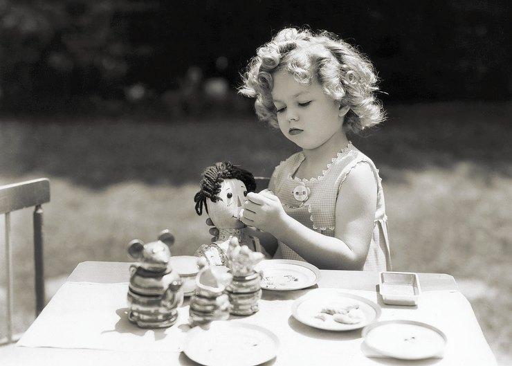 Ширли Темпл: история о том, как получить «Оскар» в 6 лет