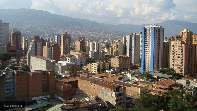 Два человека погибли из-за ДТП близ столицы Колумбии