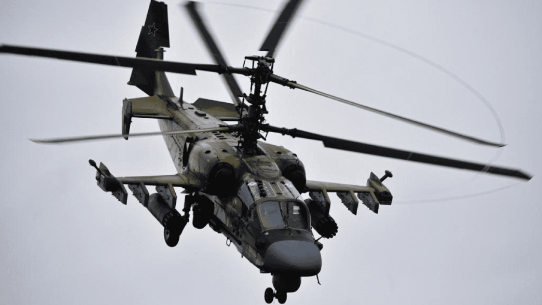 Российский вертолет Ка-52М модернизируют крылатыми ракетами «изделие 305» Армия