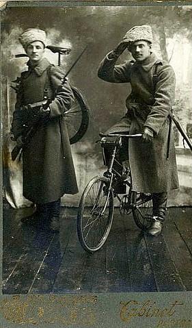 История велосипедных войск в России и мире