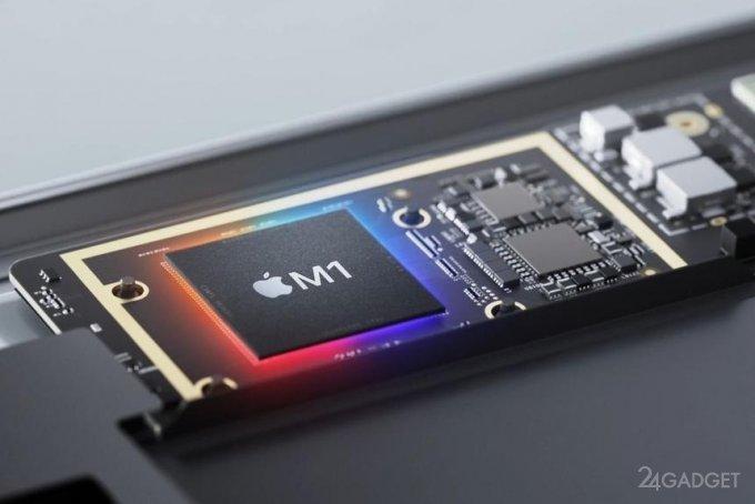 Инсайдер сообщил о работе Apple над четырьмя новыми SoC
