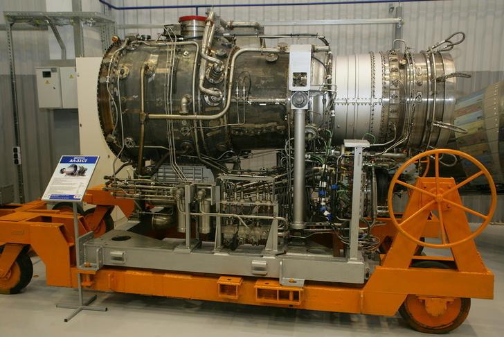 Наработка конверсионных двигателей ОДК-УМПО АЛ-31СТ в Газпроме превысила 1 миллион 300 тысяч часов
