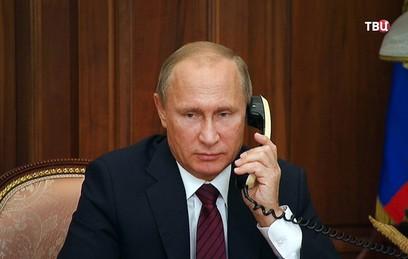 Путин обсудил с главами ДНР и ЛНР обмен пленными в Донбассе