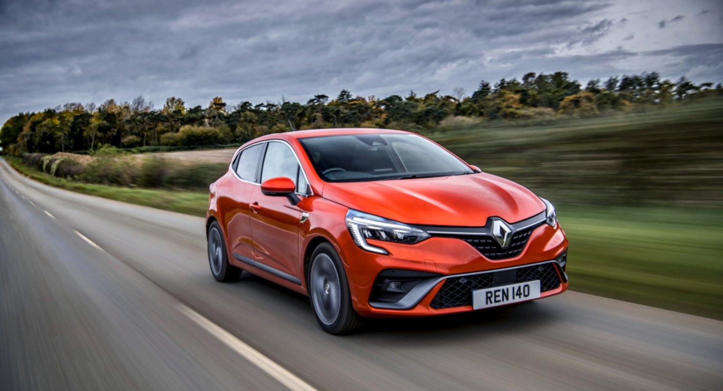 Новая версия Renault Clio оснащена экономичным мотором Автомобили