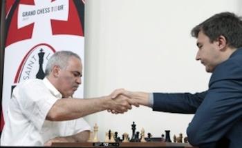 Сергей Карякин рассказал, что конфликт между ним и Каспаровым завершен