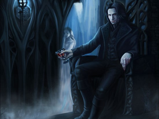 Мифические существа. Вампиры