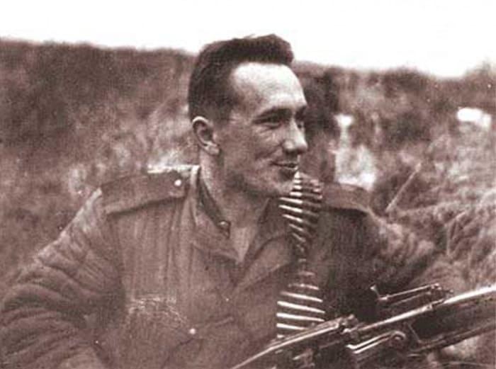 Алексей Смирнов в годы войны | Фото: topwar.ru