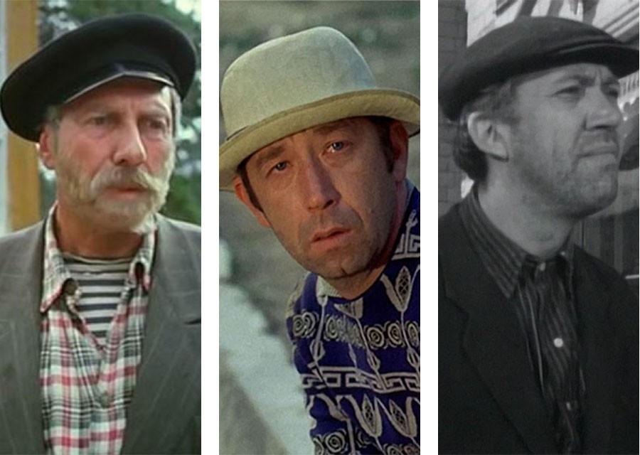 Дядя Митя, Федул и Кузьма Кузьмич. Что объединяет этих персонажей? актер