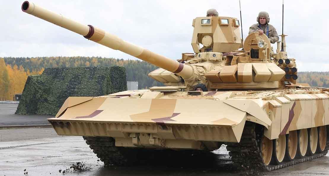 Как осуществляется российская программа улучшения броневой защиты танков и транспортеров? оружие