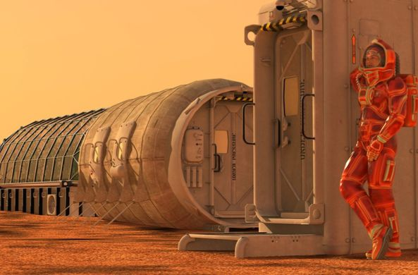 Илон Маск рассказал, сколько будет стоить полет на Марс