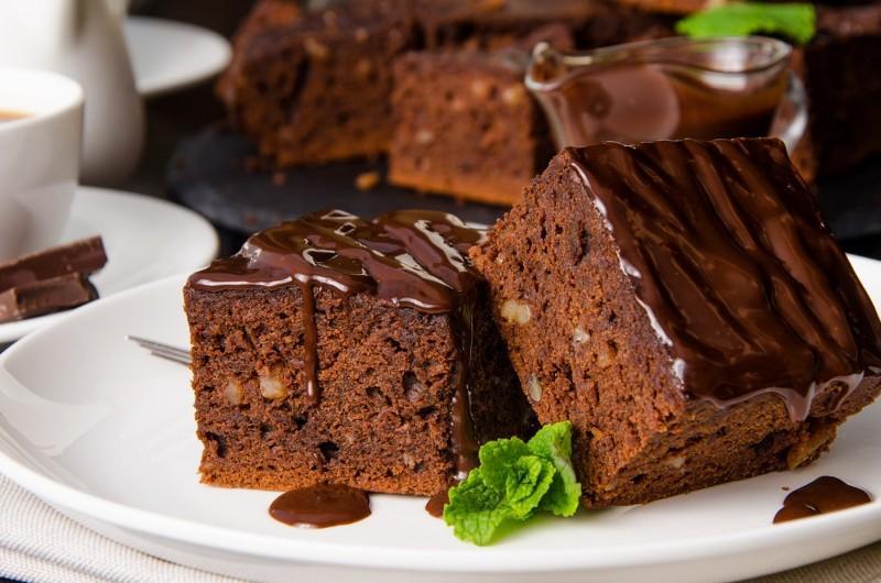 10 шоколадных десертов, которые готовятся за 10 минут! Хрустящие бутерброды-трубочки с тающей внутри начинкой