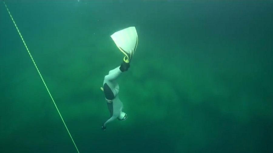 Досье на ныряльщика