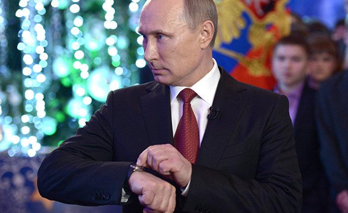 Aftonbladet (Швеция): чертовски дорогие часы Путина показывают не только время