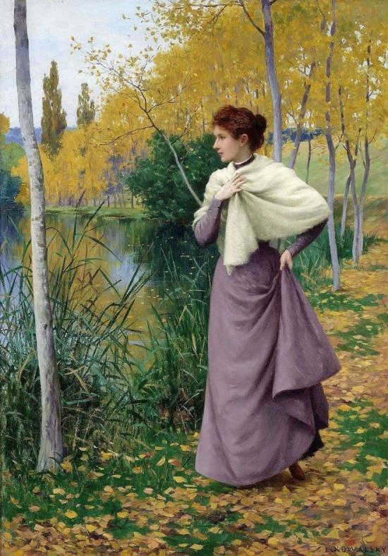 художник Leopold Franz Kowalski (Леопольд Франц Ковальский) картины – 16