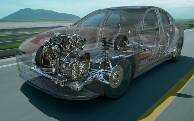 Новый бензиновый двигатель от Hyundai. Неужели корейцы уже обогнали немцев? автомобили,НОВОСТИ