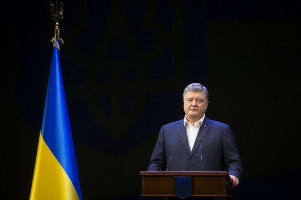 Порошенко: Крым будет переименован на украинских картах