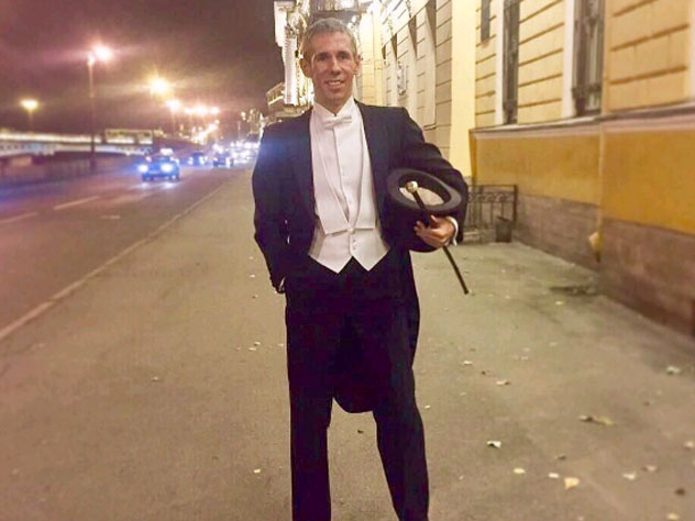 Панин высказался о «стране быдла» вслед за Серебряковым