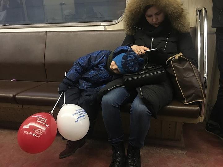 Сон в ночь после выборов