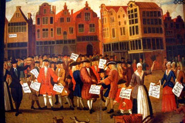 Нестандартные экономические крахи в истории