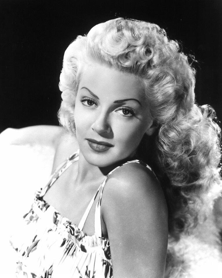 """Лана Тернер. Промо к фильму """"Брак – это частное дело"""" (1944)."""