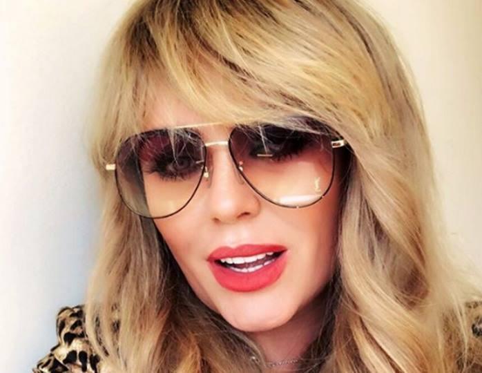 37-летняя Юлия Началова едва…