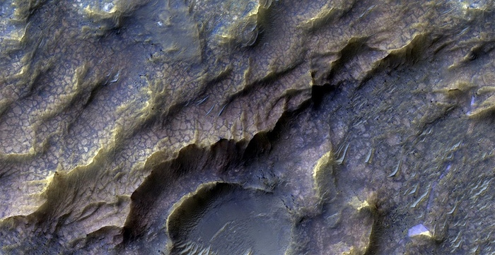 Новые свидетельства того, что на Марсе существовал океан