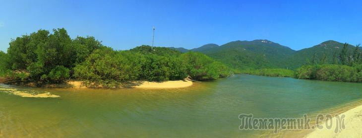 В стране Дядюшки Хо. Вьетнам 7. Северные острова. Остров Орхидей