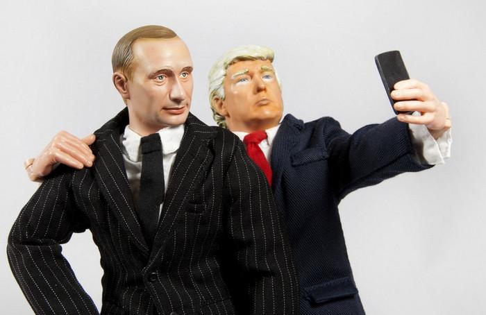 Трамп назвал Россию партнером США в борьбе с терроризмом