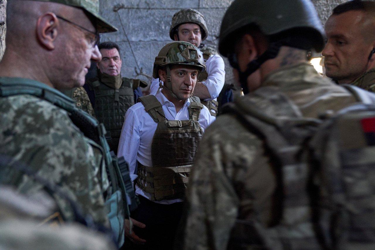 Голос Мордора: На Украине глупо ждать перемен
